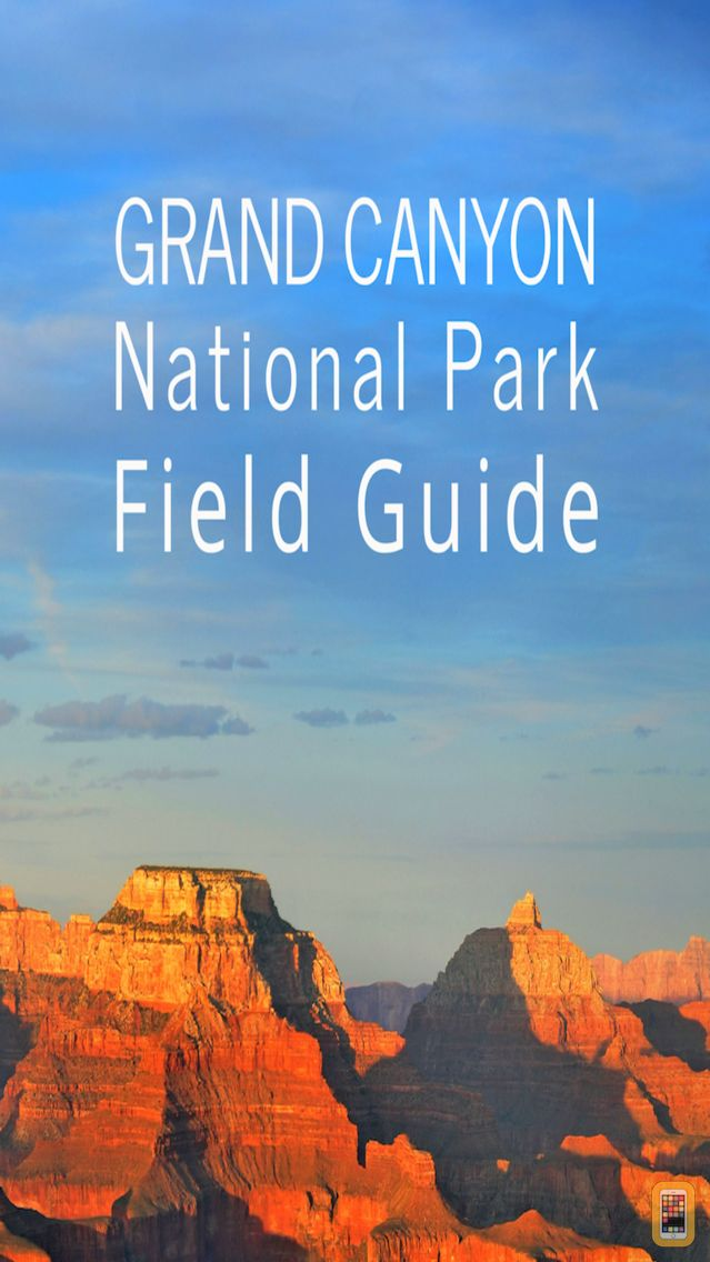 Screenshot - Grand Canyon National Park Field Guide
