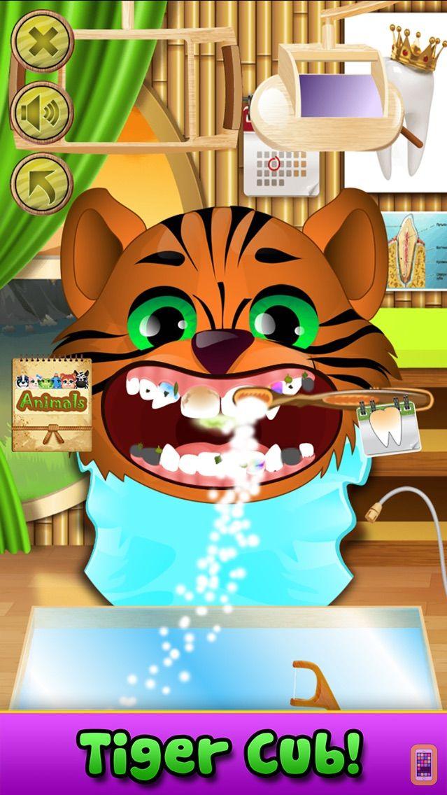Screenshot - Animal Dentist