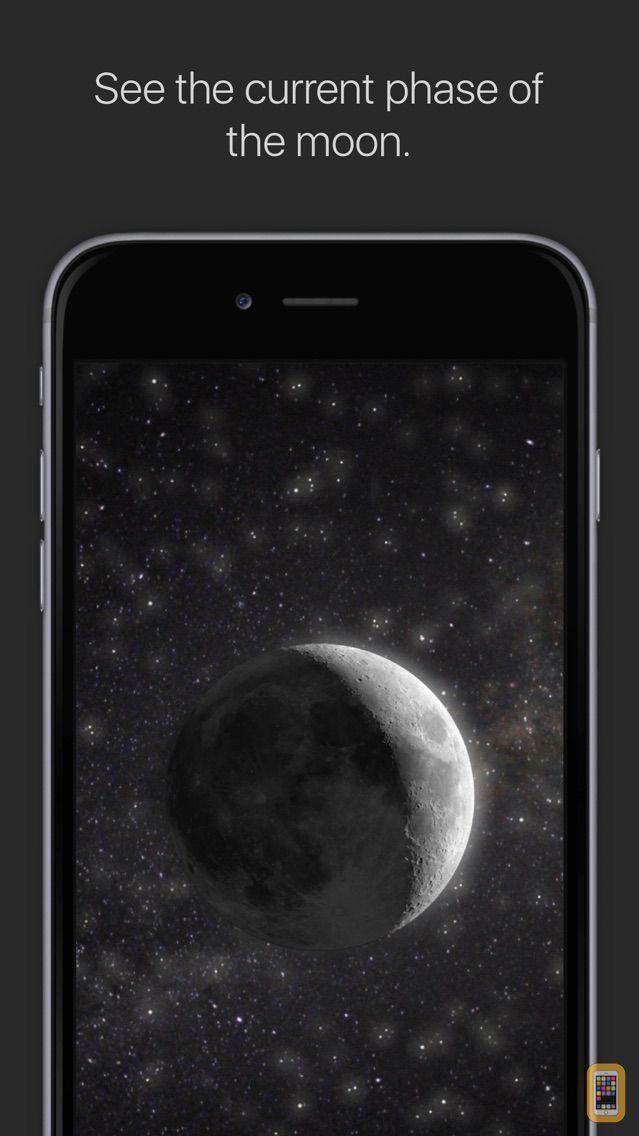 Screenshot - MOON - Current Moon Phase