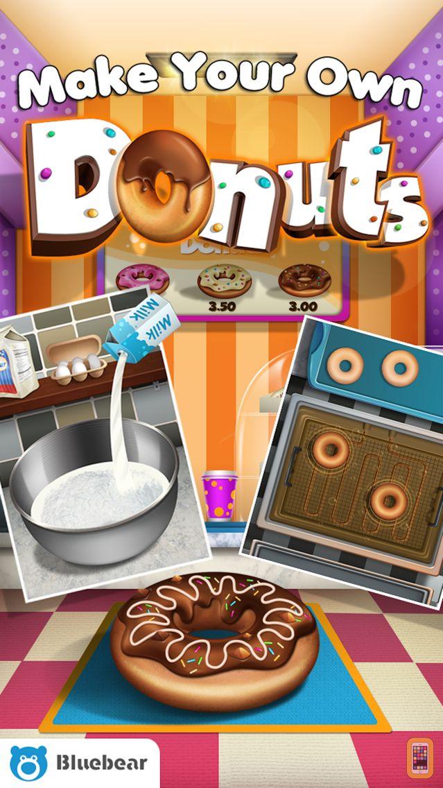 Screenshot - Donut Maker! by Bluebear