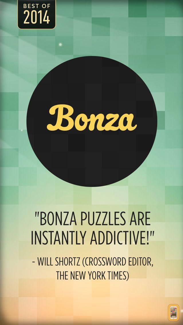 Screenshot - Bonza Word Puzzle