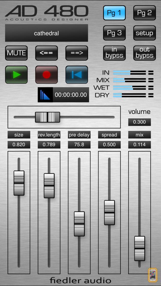 Screenshot - AD 480 pro - Studio Reverb