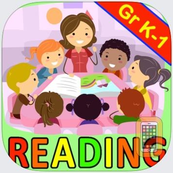 Super Reader - Kindergarten by Power Math Apps LLC (Universal)