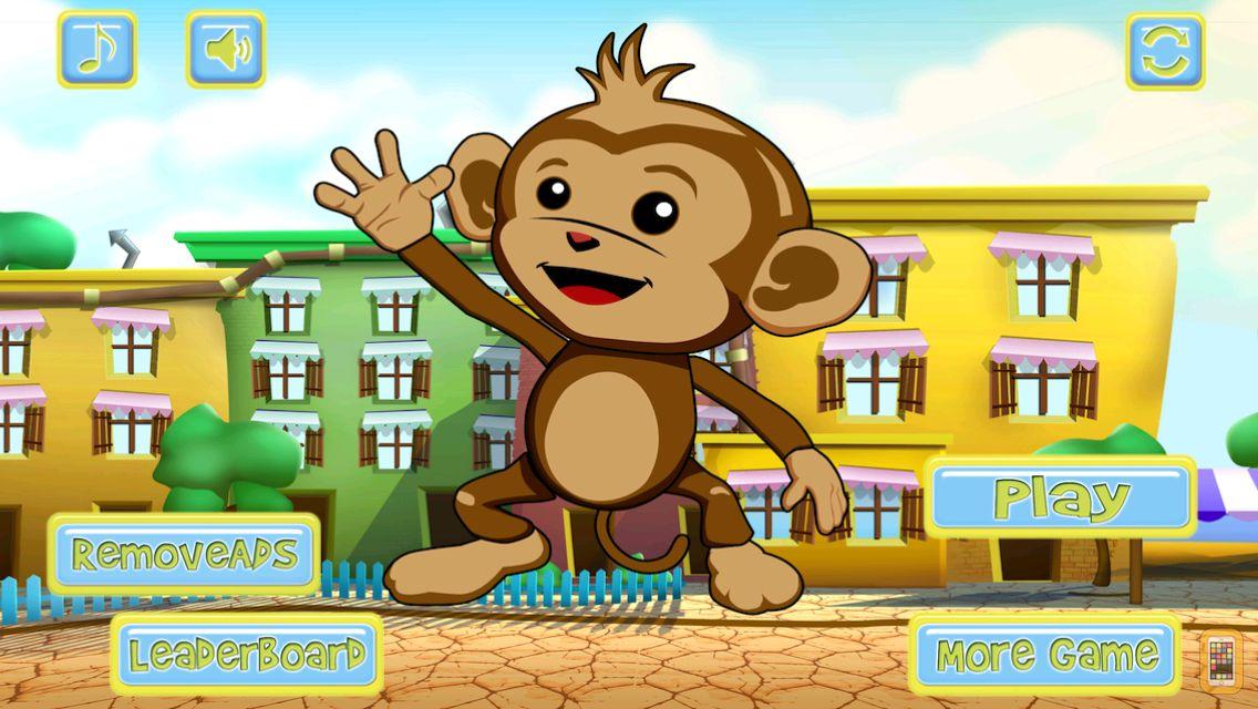 Screenshot - Where's My Monkey? : Mickey the Monkey Edition