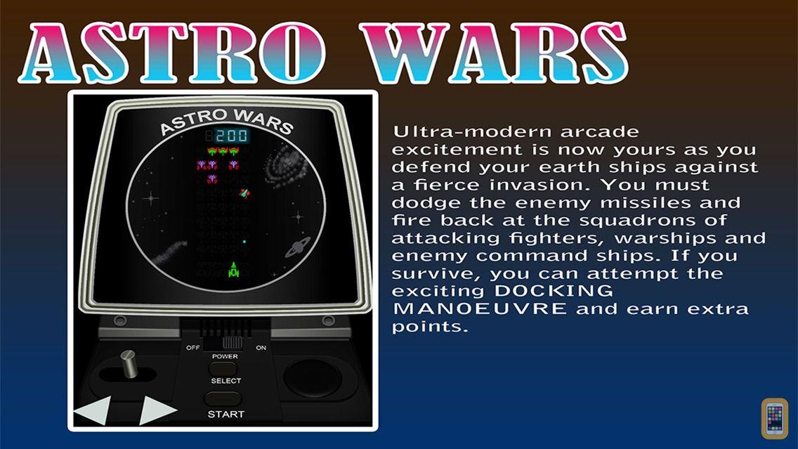 Screenshot - Astro Wars