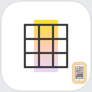 Grids: Giant Square, Templates by TapLab (Universal)