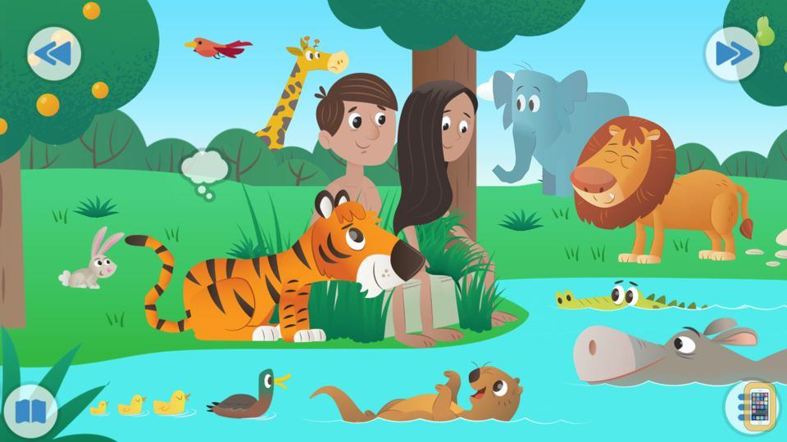 Screenshot - Bible App for Kids