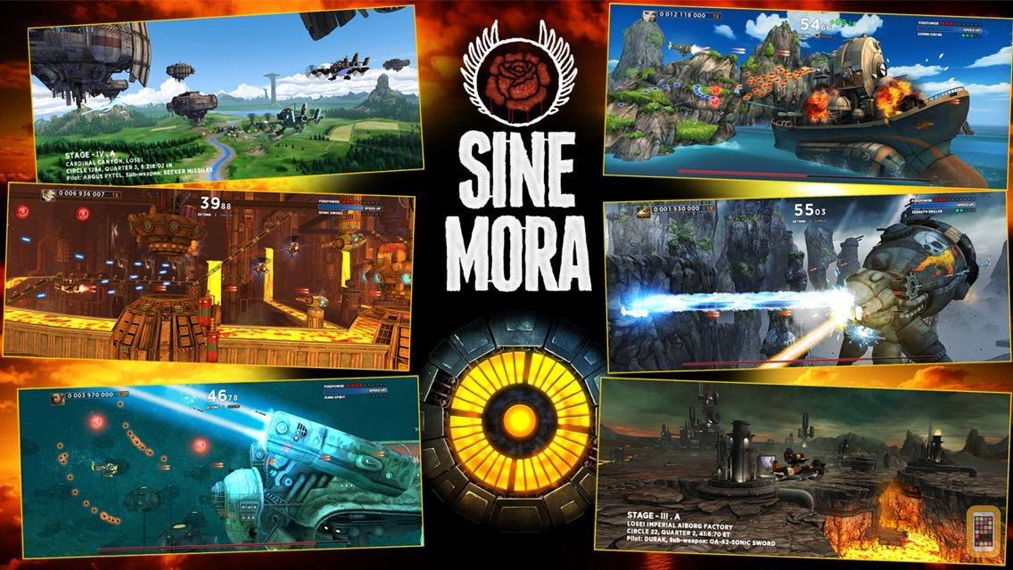 Screenshot - Sine Mora