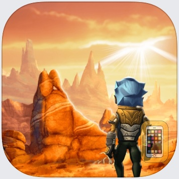 Mines of Mars by Crescent Moon Games (Universal)