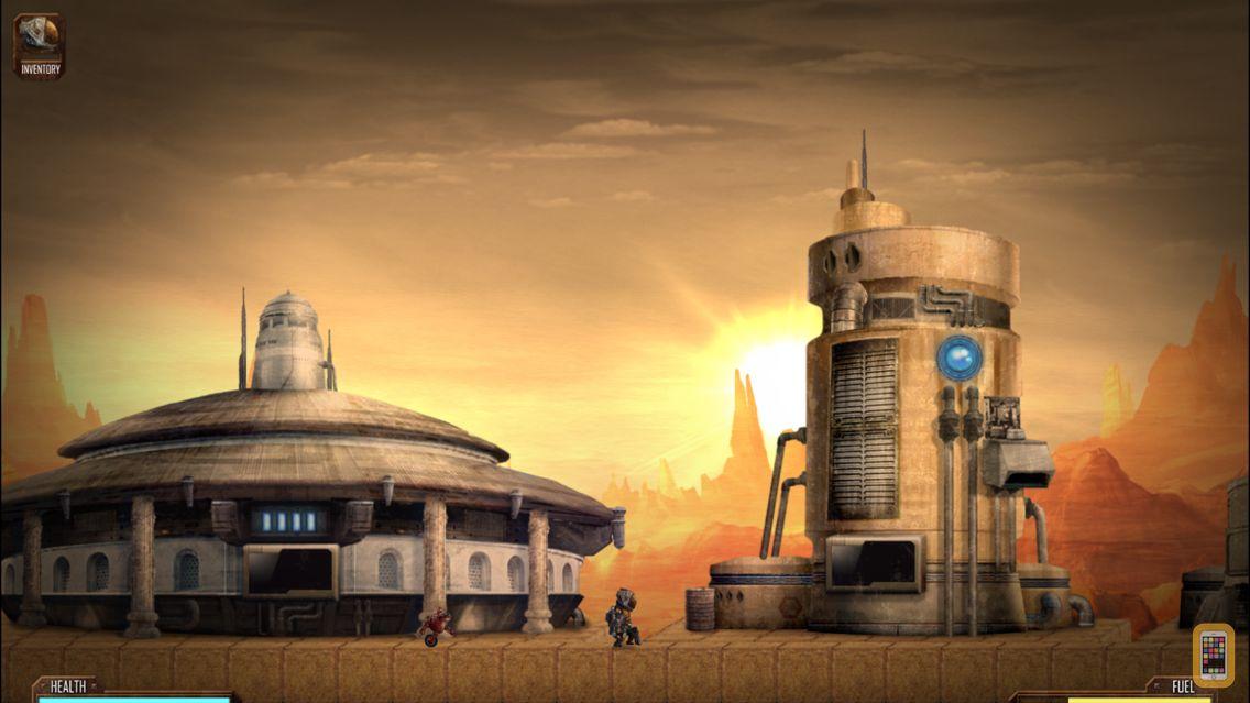 Screenshot - Mines of Mars