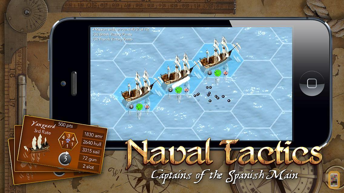 Screenshot - Naval Tactics