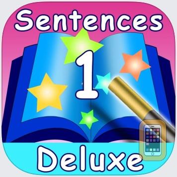 Sentence Reading Magic Deluxe for Schools-Reading Short Vowel CVC words by PRESCHOOL UNIVERSITY (Universal)