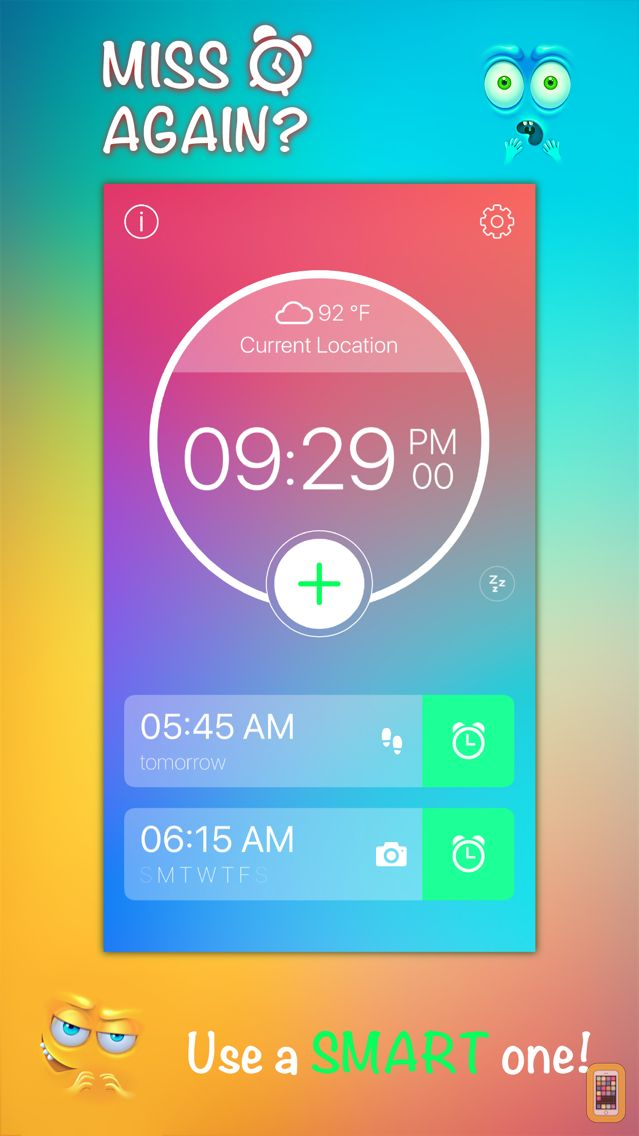 Screenshot - Step Out! Smart Alarm Clock