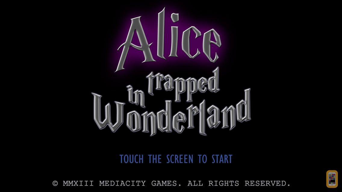 Screenshot - Alice Trapped in Wonderland