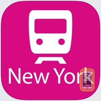 New York Rail Map Lite by Urban-Map (Universal)