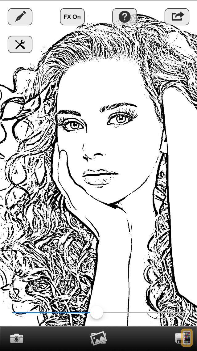 Screenshot - Photo Sketch Pro+