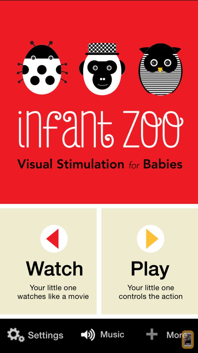 Screenshot - Infant Zoo: Sounds For Baby
