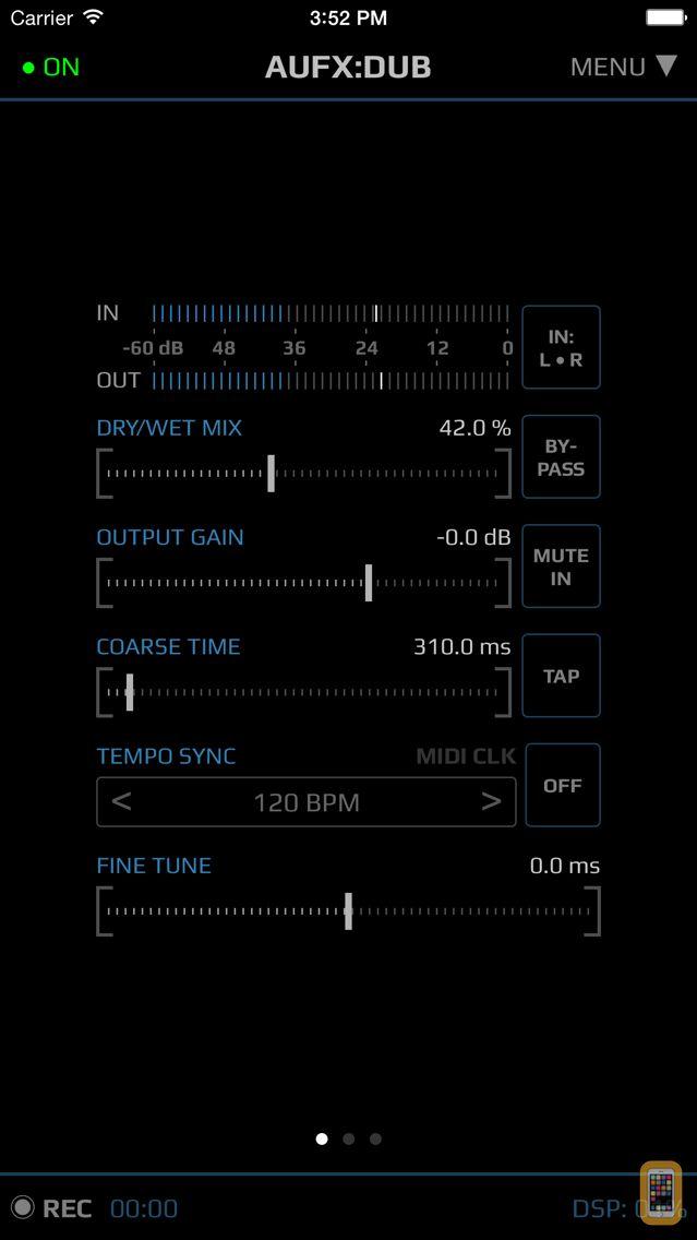 Screenshot - AUFX:Dub