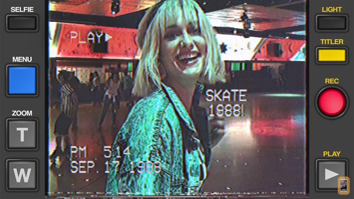 Screenshot - VHS Camcorder - Retro 80s Cam