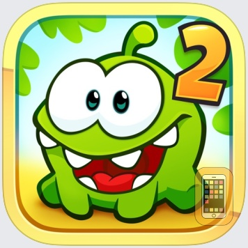 Cut the Rope 2 by ZeptoLab UK Limited (Universal)