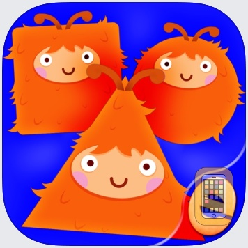 Toddler Learning Games Ask Me Shape Games for Kids by Eggroll Games LLC (Universal)