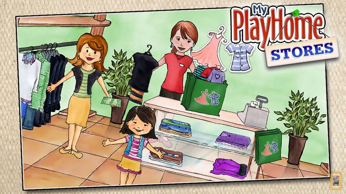 Screenshot - My PlayHome Stores
