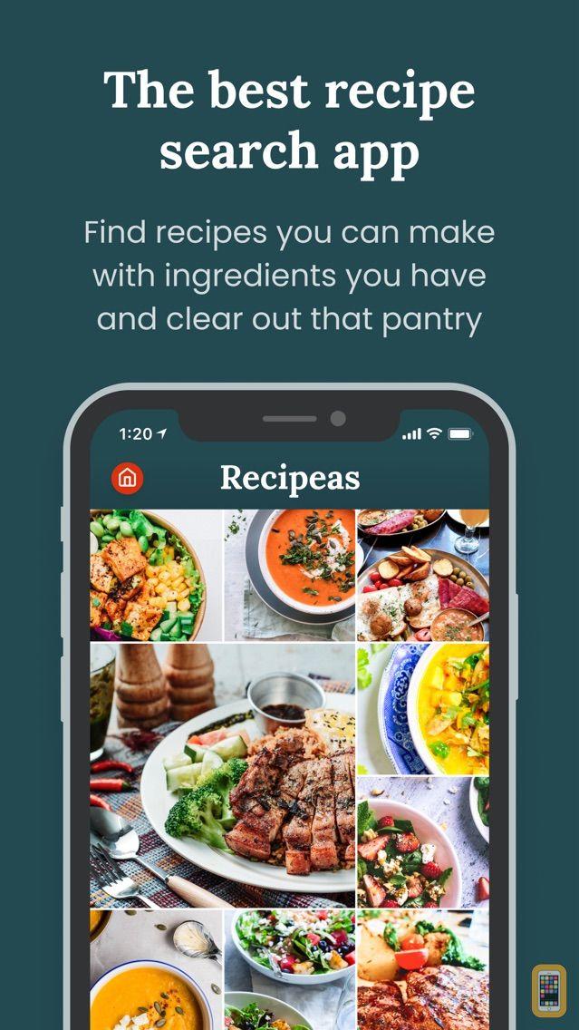 Screenshot - Recipeas