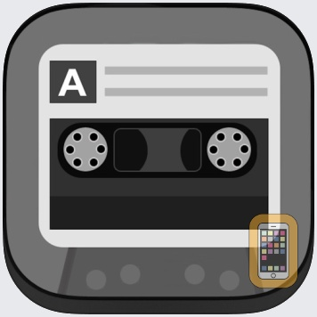 Voice Recorder & Audio Editor by TapMedia Ltd (Universal)