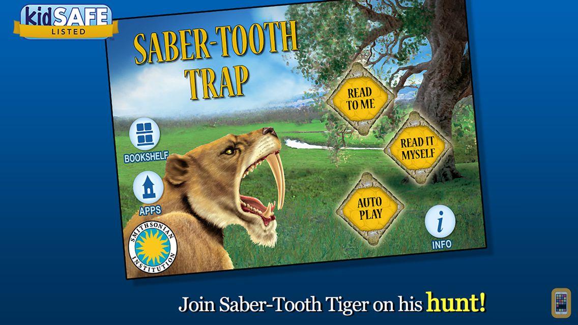 Screenshot - Saber-Tooth Trap - Smithsonian's Prehistoric Pals