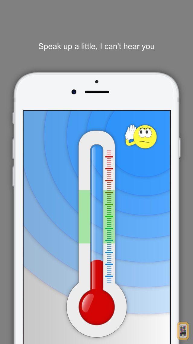 Screenshot - Voice Meter Pro