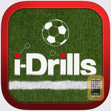 i-Drills Football by i-Drills Apps Ltd (iPad)