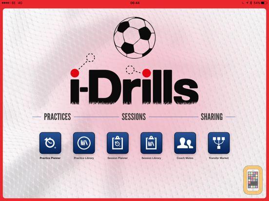 Screenshot - i-Drills Football