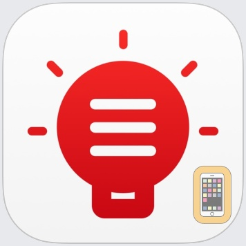 Whitespace - A Writer, Editor and Organizer For Your Notes and Ideas by Dynotes Mobile Technology LTD. (iPhone)