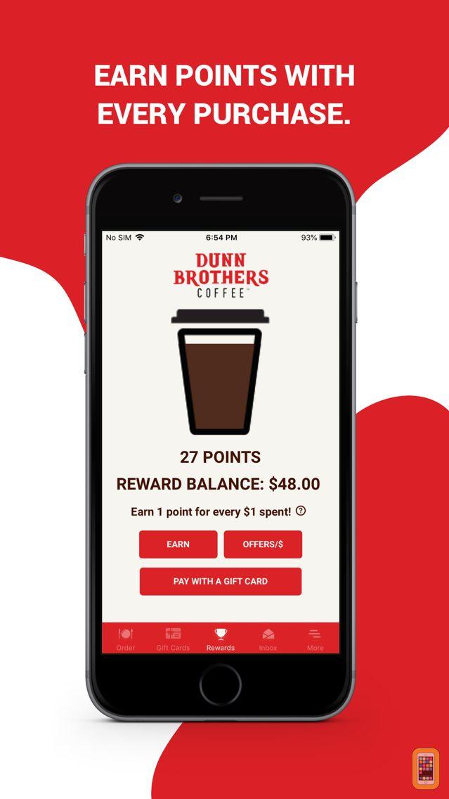 Screenshot - Dunn Brothers Coffee