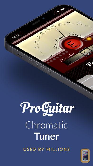 Screenshot - Pro Guitar Tuner