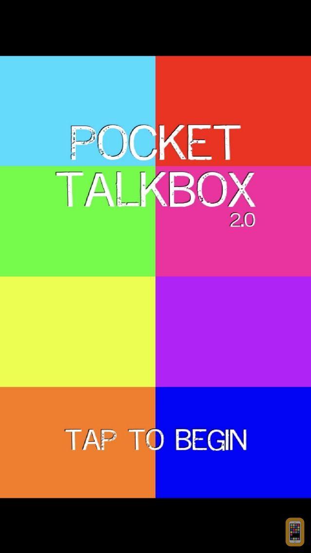 Screenshot - Pocket Talkbox