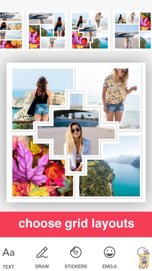 Screenshot - Collage Maker ⋆