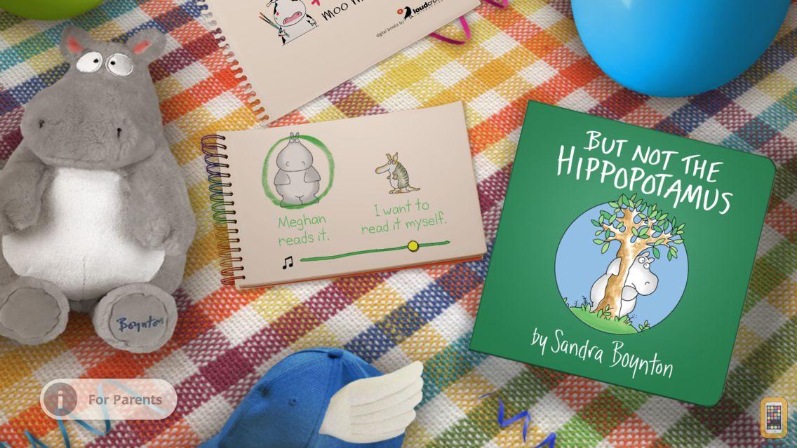 Screenshot - But Not the Hippopotamus - Sandra Boynton