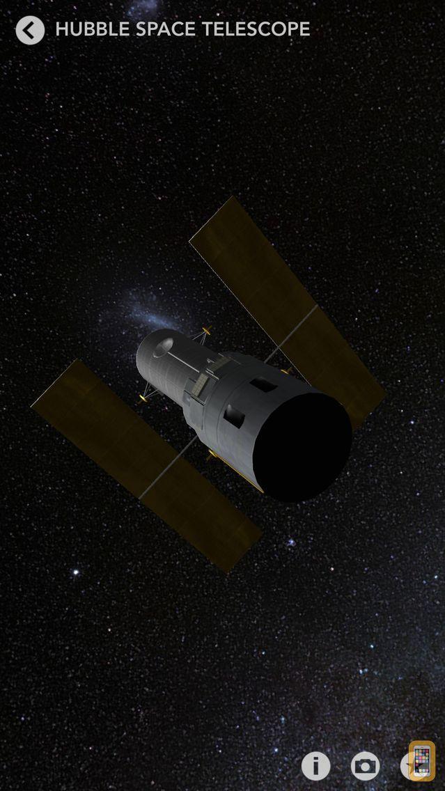 Screenshot - SkyView® Satellite Guide