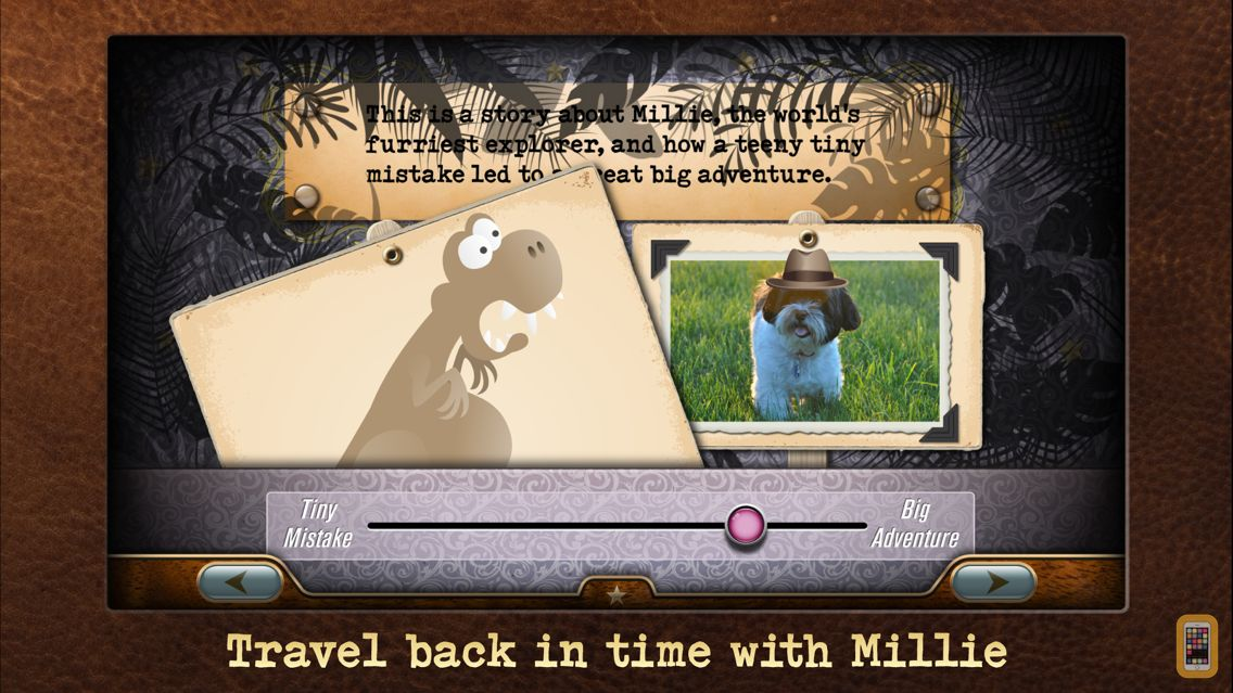 Screenshot - Millie's Crazy Dinosaur Adventure - Millie Was Here, Book 3