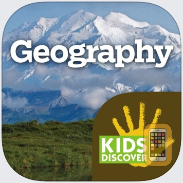 Geography by KIDS DISCOVER by KIDS DISCOVER (iPad)