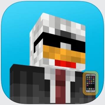 Skin Creator 3D for Minecraft by Eighth Day Software, L.L.C. (Universal)