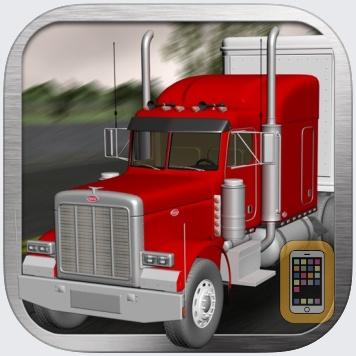 Truck Driver Pro : Real Highway Racing Simulator by Sharkweed, LLC (Universal)