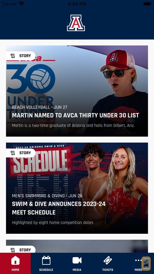 Screenshot - Arizona Wildcats