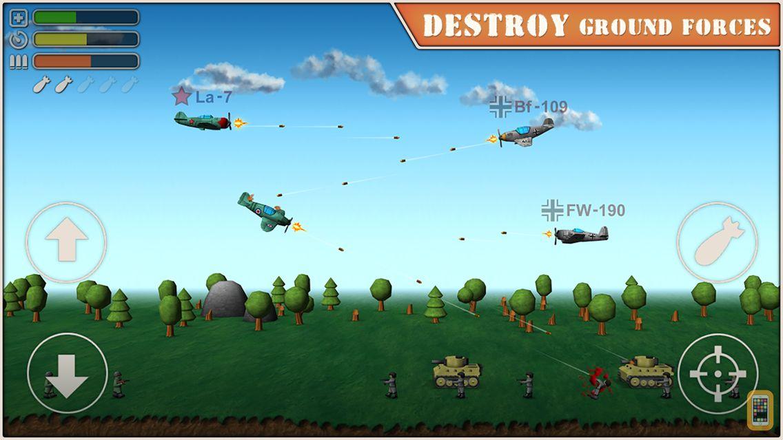Screenshot - Sky Aces 2