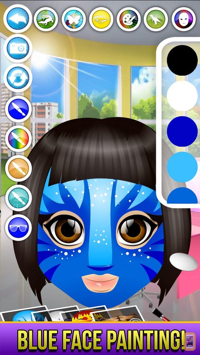 Screenshot - Kids Face Paint