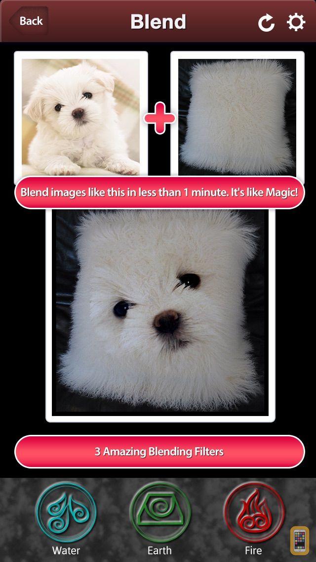 Screenshot - Image Blend Pro: Superimpose Photos Magically