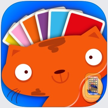 Learn Colors App Shapes Preschool Games for Kids by Eggroll Games LLC (Universal)