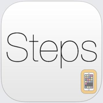 M7 Pedometer - Steps by ysakaki (iPhone)
