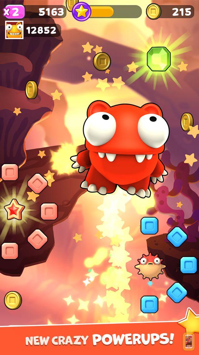 Screenshot - Mega Jump 2